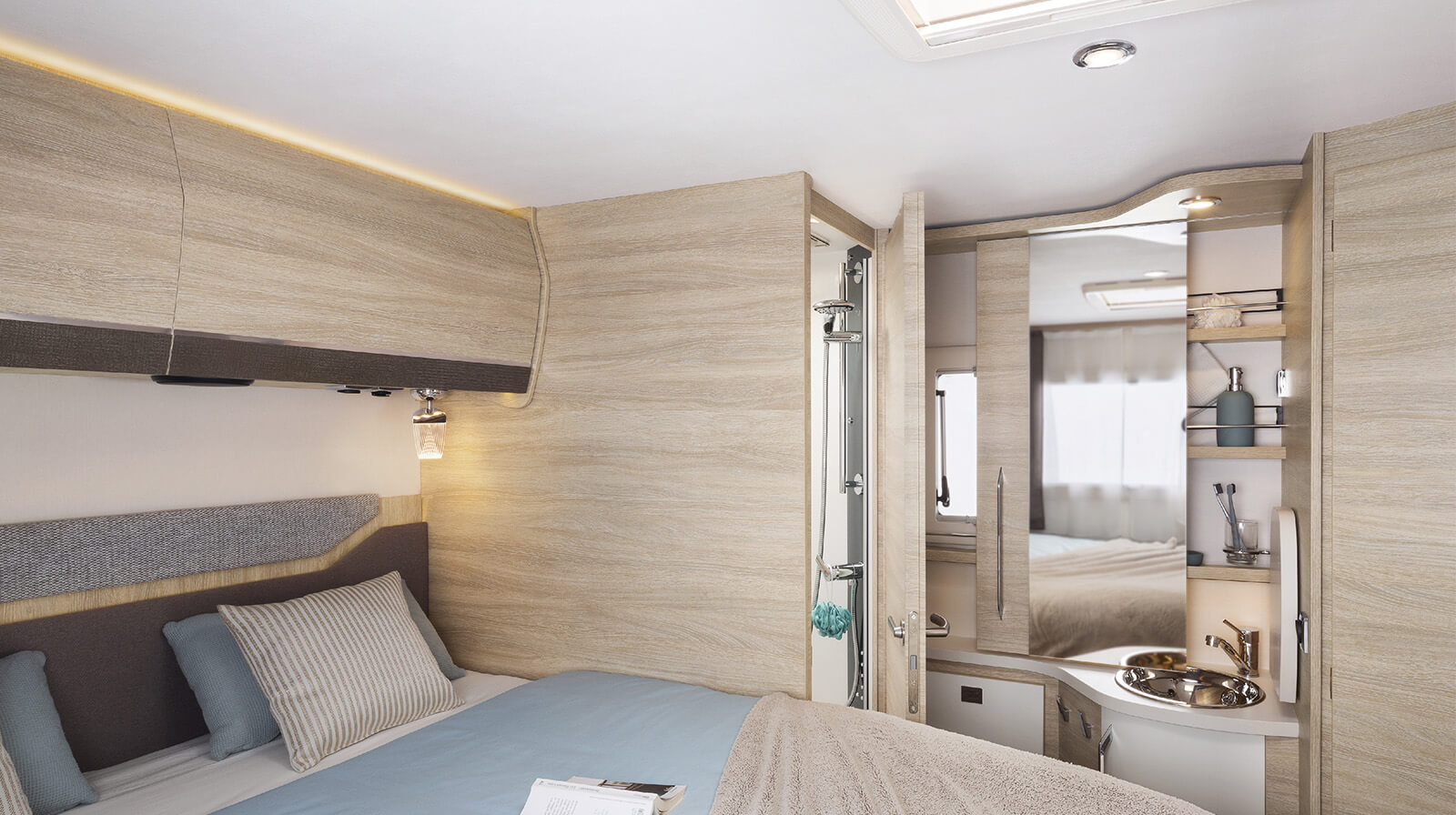Interior photos RAPIDO Motorhome 656F
