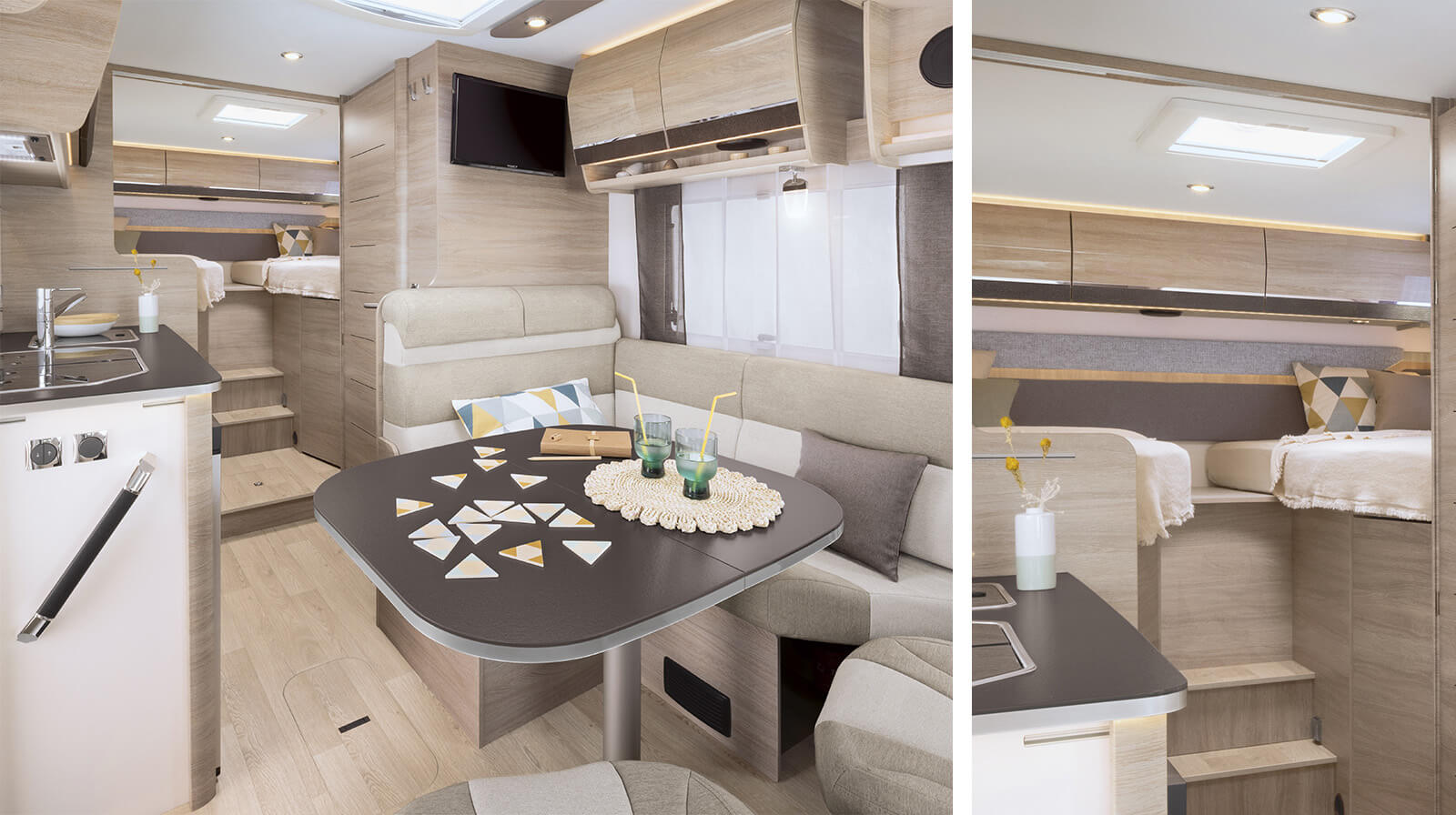 Interior photos RAPIDO Motorhome 855F